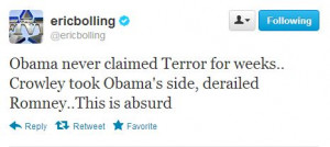 Transcript Truthers: Conservatives Deny Obama Called Libya Attack An ...