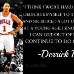 Derrick Rose The Return