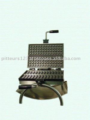... Categories > Belgian Waffle irons > Waffle iron for Liege waffles