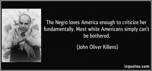 More John Oliver Killens Quotes