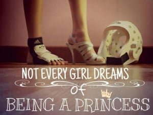 ... for this image include: girl, princess, taekwondo, Dream and sport