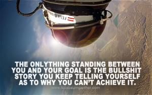 Felix Baumgartner's Mission to the Edge of Space