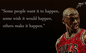 Michael Jordan quote wallpaper