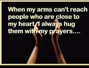 Power of prayer!