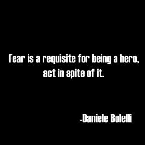 more solid advice from Daniele Bolelli