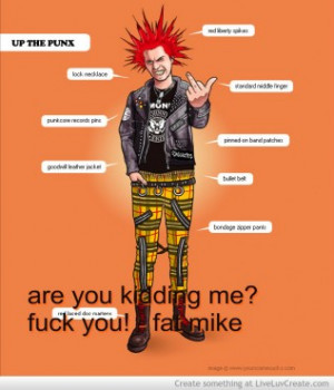 Punk Heart All About Quotes Of Punk Pictures, Photos & Quotes