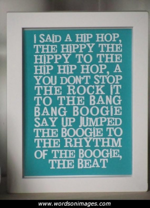 Hip hop love quotes