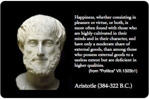 Contribution of Western Philosophers- Epicurus, Aristotle, Aquinas