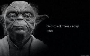 YODA WISDOM!