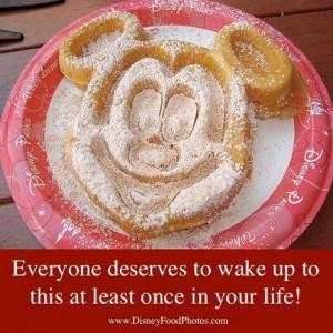 Disney Mickey Waffle