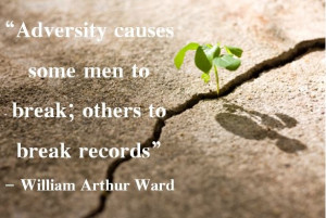... men to break; others to break records