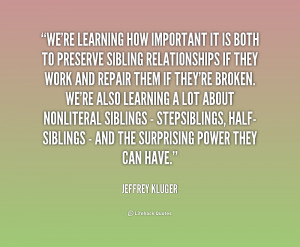 ... Quotes About Siblings Inspirational Sibling Quotes Sibling Quote Memes