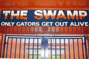 Inside the Tunnel: 2008 Additions to UF's Heavener Football Complex