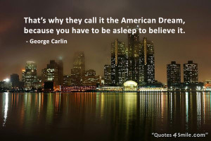 American Dream Quotes Famous American dream