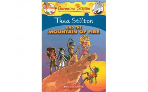 Geronimo Stilton : Thea Stilton and the Mountain of Fire [New Book] by ...