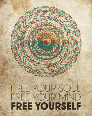 ... freedom, hippie, inspiration, quote, saying, type, typography, writing