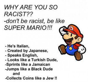 Funny Racist Quotes