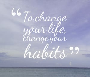 Changing Habits: How to Turn Wellness Into a Lifestyle