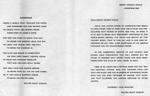 Baptist Church Usher Poems
