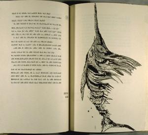 ... was translated by M. Shitkerand has illustrations by Leonard Baskin