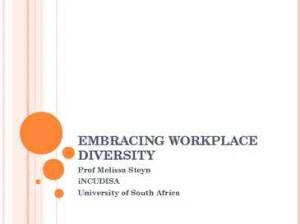 embracing workplace diversity embracing workplace diversity prof ...