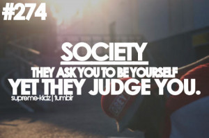 ... different being different quotes society be you quotes be you judging