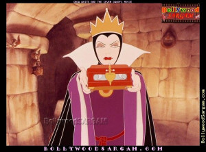 are watching Snow White and the Seven Dwarfs Movie photo Snow White ...