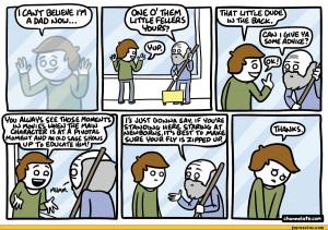 channelate,comics,funny comics & strips, cartoons,baby,janitor,advice ...