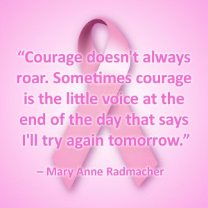 11 breast cancer quotes to inspire and push forward those battling the ...