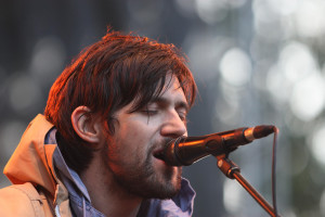 Conor Oberst under koncert