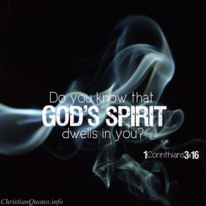 ... 16 verse the holy spirit 1 corinthians bible verses in images