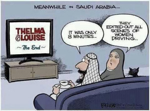 Thelma and Louise Emirate Style