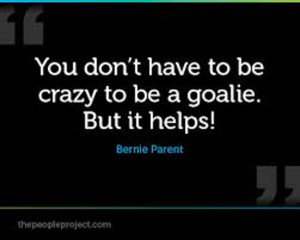 Quotes About Soccer Goalies
