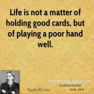 Robert Louis Stevenson Quotes | QuoteHD