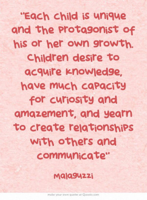 ... amazement, and yearn to create relationships with others and