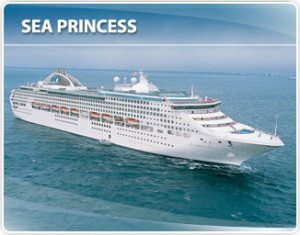 Princess Cruises Sea Princess Alaska Cruise
