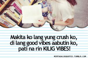 mcmtagalogquotes.tumbl...tagalog quotes:Makita ko lang