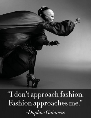 We rounded up the 50 Best Fashion quotes of all time. Click through to ...