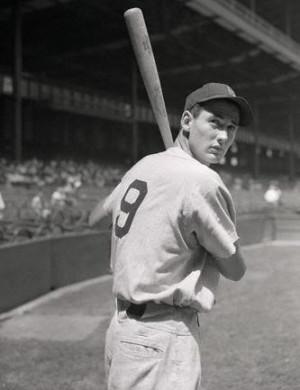 Thread: Rare Ted Williams pictures