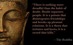 buddha sayings lord buddha hd wallpaper quotes on doubd lord buddha ...