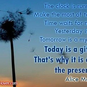 Picture Quote by Alice Morse Earle at Quotes Lover - quotes-lover.com