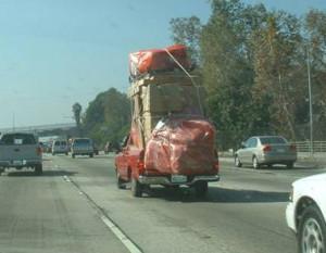 Dumb.com » Pictures » Big Truck Load Picture