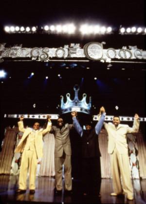 ORIGINAL KINGS OF COMEDY, D.L. Hughley, Bernie Mac, Cedric the ...