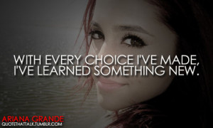 ariana grande #ariana grande quotes #quote #quote that talk #quotes # ...