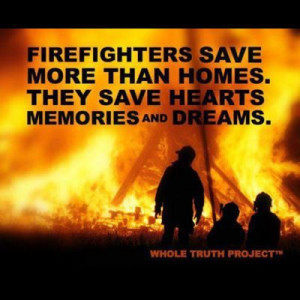 love my firefighter! | Quotes/Sayings