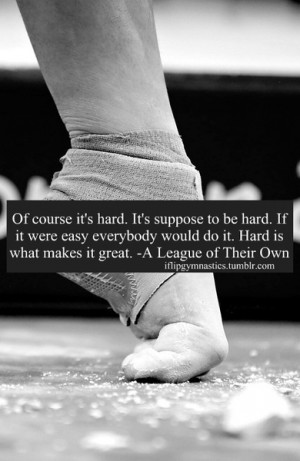 Gymnastics Quotes Tumblr Heart