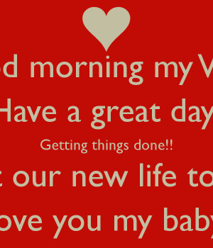 Love You Have a Good Day Quotes