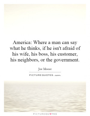 Joe Moore Quotes