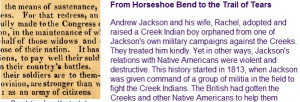 Displaying (16) Gallery Images For Trail Of Tears Andrew Jackson...