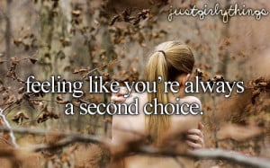 Just Girly Things Quotes Sad
